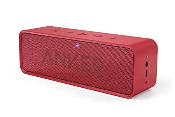 Anker SoundCore Playtime Bluetooth Stereo Speaker (Red)