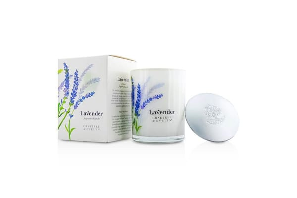 Crabtree & Evelyn Lavender Fragranced Candle (3 inch)