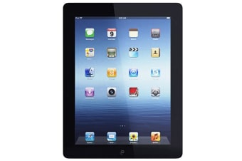 Used as demo Apple iPad 4 16GB Wifi + Cellular Black (Local Warranty, 100% Genuine)
