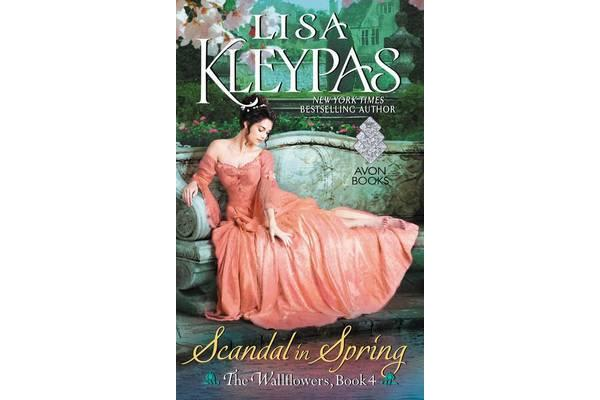 Scandal in Spring - The Wallflowers, Book 4