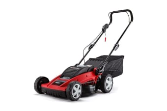 Baumr-AG Lawn Mower Cordless Lawnmower Lithium Battery Powered Electric