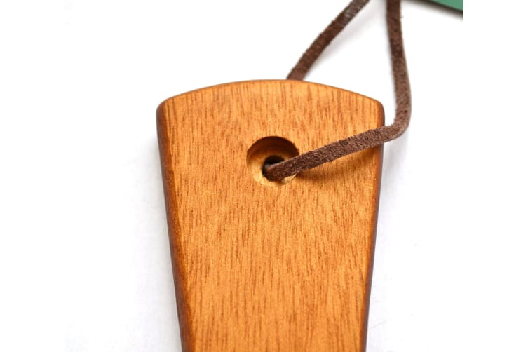 Wooden Pizza Paddle Acacia Serving Board Small