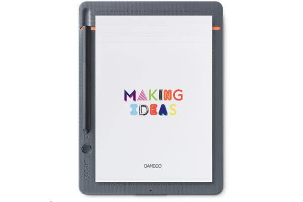 Wacom CDS-610S Bamboo Slate Small Smartpad 249 x 186 x 7 mm Write naturally with pen on any paper