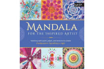 Mandala for the Inspired Artist - Working with Paint, Paper, and Texture to Create Expressive Mandala Art