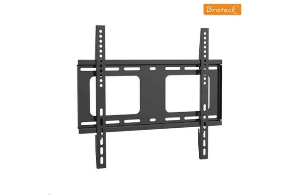 "BRATECK 32-55"" Anti-theft Tilting   Curved & Flat Panel TV Wall Bracket. Max Vesa 400x400mm"