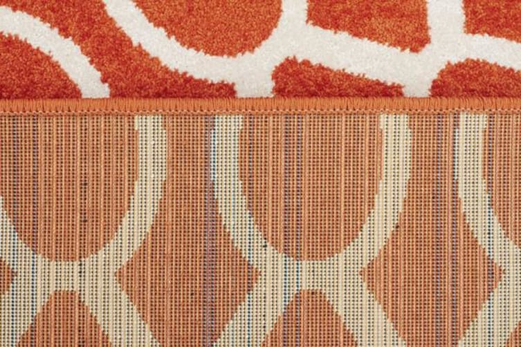 Indoor Outdoor Neo Rug Rust 230x160cm