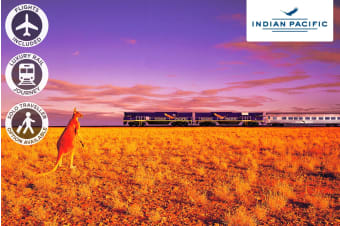 The Indian Pacific – 6 Day Luxury Rail Package Including Flights