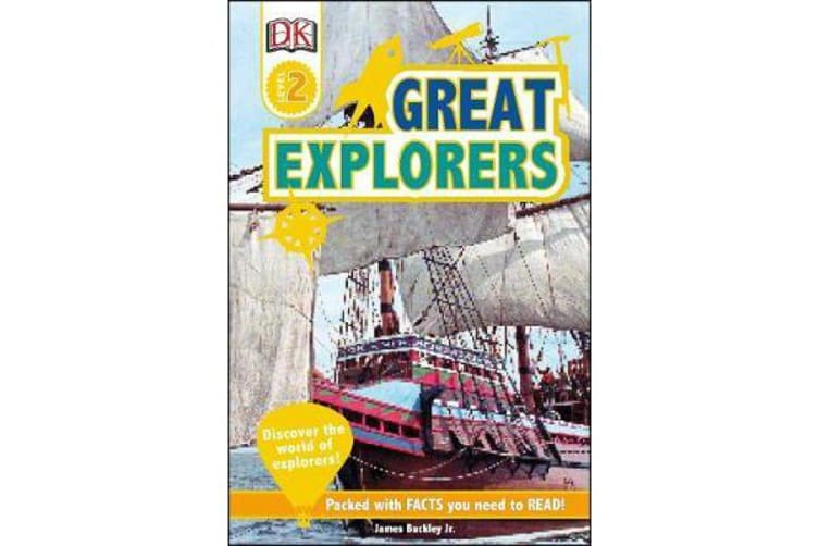 Great Explorers - Discover the World of Explorers!