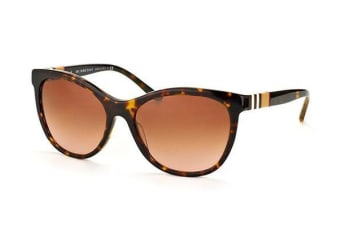 Burberry BE4199 58mm - Dark Havana (Brown Shaded lens) Womens Sunglasses