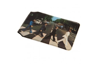 The Beatles Abbey Road Card Holder (Black)