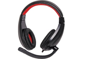Stereo Headset With Electret Microphone