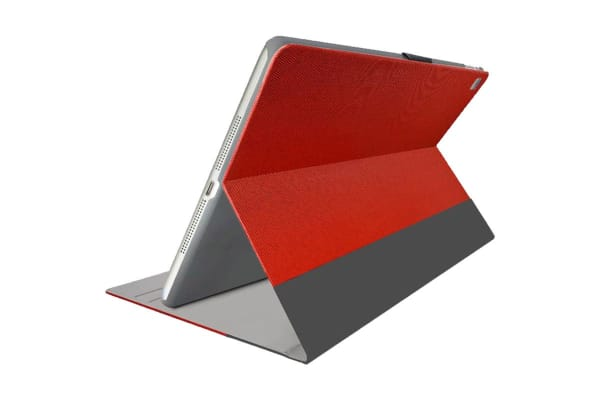Cygnett TekView Slim Case for iPad 10.5'' with Protective PC shell - Red/Grey (CY2155TEKVI)
