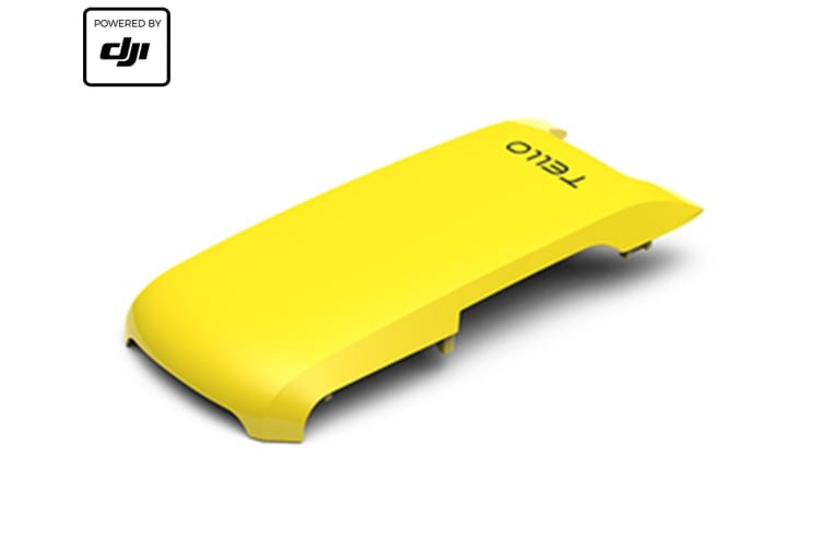 Ryze Snap On Top Cover Accessories Powered By DJI for Tello Drone/Camera Yellow