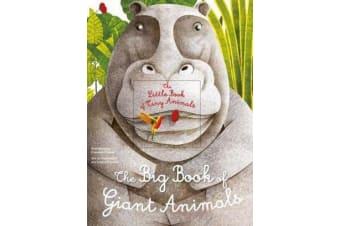 The Big Book of Giant Animals - The Little Book of Tiny Animals