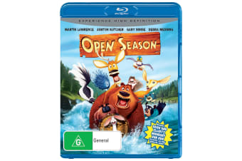 Open Season Blu-ray Region B