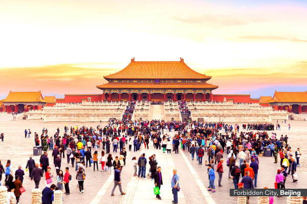 CHINA: 15 Day Classic China Tour Including Flights For Two