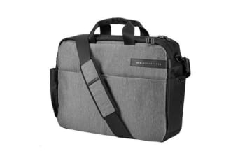 "HP Signature Topload Carry Bag for  15.6"" Notebook /Laptop  - Heather Grey"