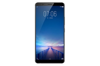 Vivo X20 Plus (64GB, Matte Black)