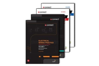 Electrical Wiring 1&2 and Electrical Principles 1&2 Blended Learning Package Super Pack