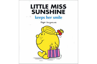 Little Miss Sunshine Keeps Her Smile