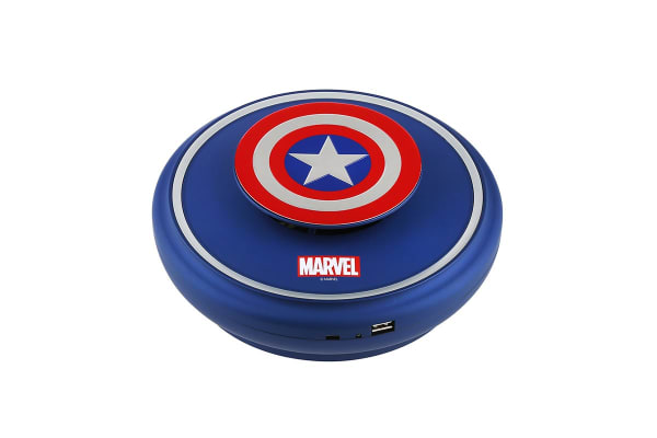 Marvel Aladin Captain America Wireless Air Purifier (MV-AL-CA-FR)
