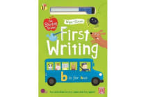 I'm Starting School: First Writing - Wipe-clean book with pen