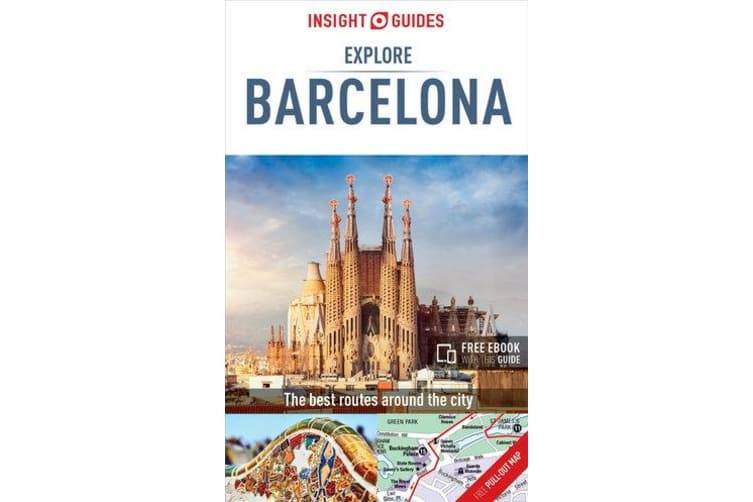 Insight Guides Explore Barcelona (Travel Guide with Free eBook)