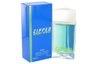 Perfumers Workshop Samba Zipped Sport Eau De Toilette Spray 50ml/1.7oz