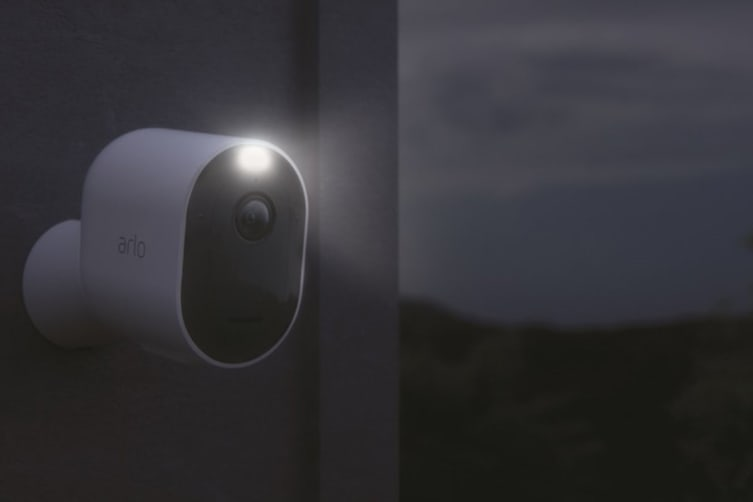 Arlo Pro 3 Wire-Free 3 Camera Security System (VMS4340P-100AUS)