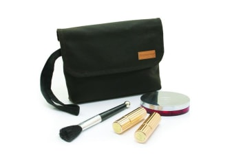 Didgeridoonas Cool Cosmetics Medications Bag with two pockets and wrist strap