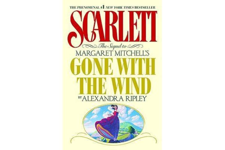 """Scarlett - The Sequel to Margaret Mitchell's """"Gone with the Wind"""""""