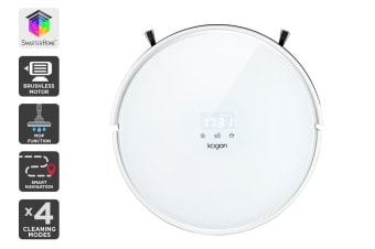 Kogan R40 SmarterHome™ Smart Robot Vacuum with Mopping Function