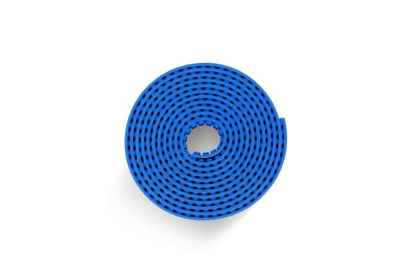 Lego Compatible Building Block Tape (3m, 4 Stud, Blue)