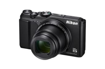 New Nikon Coolpix A900 20MP Digital Camera Black (FREE DELIVERY + 1 YEAR AU  WARRANTY)