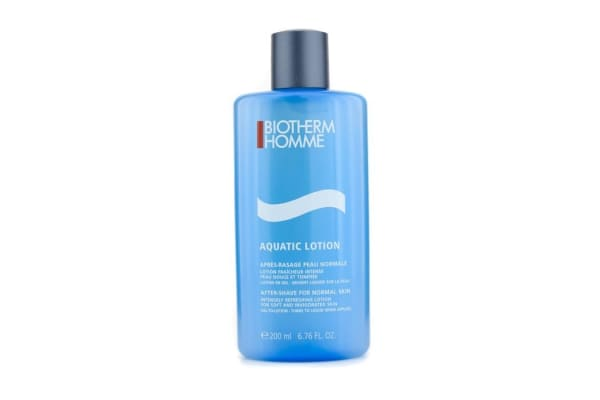 Biotherm Homme Aquatic After Shave Lotion (Normal Skin) (200ml/6.76oz)