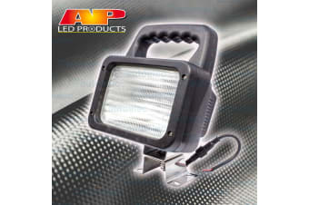 AP HID UTILITY WORK LIGHT LAMP 12V VOLT NEW 35W WATT SPREAD OFFROAD TRAY SQUARE