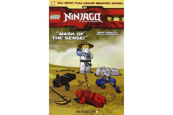 Lego Ninjago #2 - Mask of the Sensei
