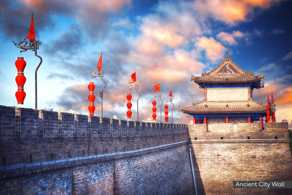CHINA: 9 Day China & Yangtze Cruise Package Including Flights for One