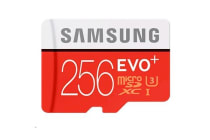 Samsung Evo Plus Micro SDXC 256GB with Adapter (MB-MC256DA/APC)