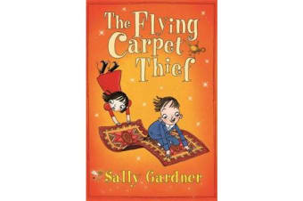 The Fairy Detective Agency - The Flying Carpet Thief