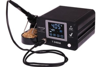 Micron Lead Free Touchscreen Soldering Station 100W