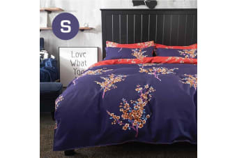 Single Size IN SECRET Design Quilt Cover Set