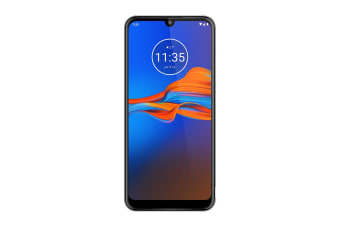 Motorola Moto E6 PLUS (32GB, Grey)