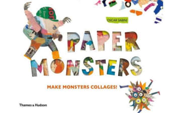 Paper Monsters - Make Monster Collages!