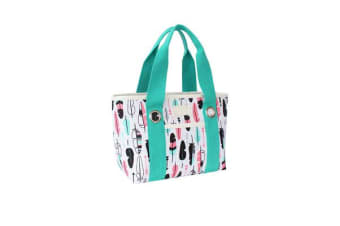 Sachi Insulated Lunch Bag Tribal Feathers