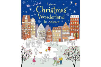Christmas Wonderland to Colour