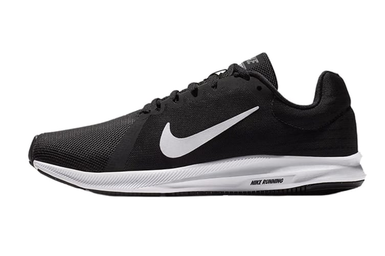 Nike Women's Downshifter 8 (Black/White, Size 6.5 US)