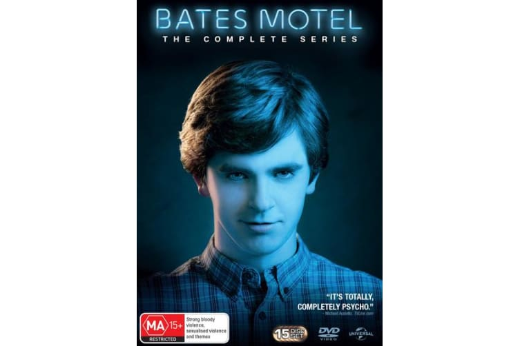 Bates Motel The Complete Series DVD Region 4
