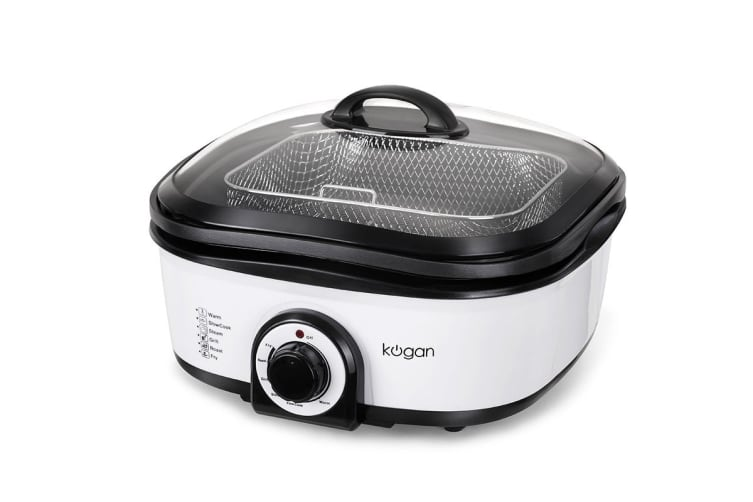 Kogan 8-in-1 Multifunction Slow Cooker