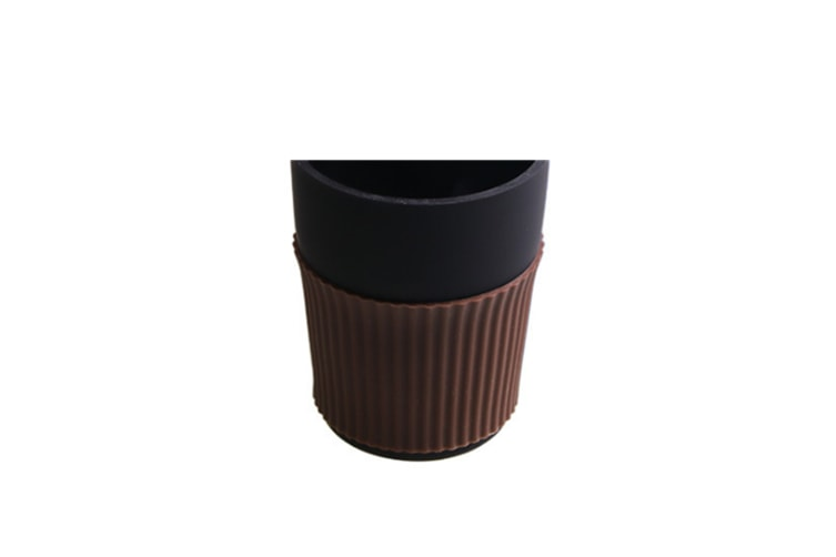 Multifunctional Vehicle Water Cup Beverage Frame Mobile Location Box - 4 Black